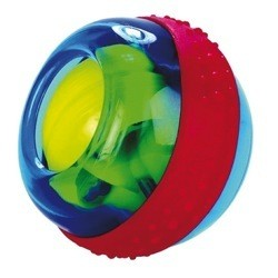 Magic Ball. Ball with power gyroscope to strengthen the wrist