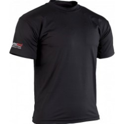 Rash guard T-Shirt black