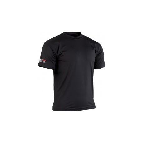 Rash guard T-Shirt black
