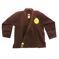 Brazilian Jiu-Jitsu Uniform Black