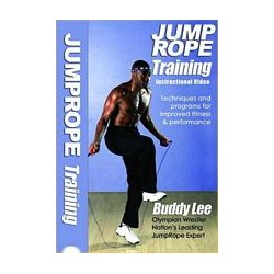 Buddy Lee's Jump Rope Training DVD