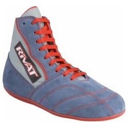 Boomerang Grey/ Blue/Red