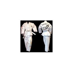 "Teakwon-Do-Gi ""ITF-Kids"" white"