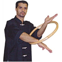 Wing Chun Rattan Trainingsring