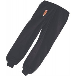 Kung Fu pants Cotton black