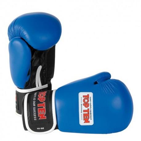 La coque de ce gant de compétition officiel AIBA est.