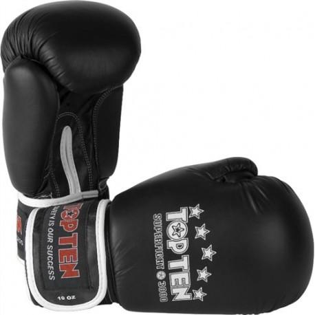 "Boxinggloves ""Superfight 3000"" black"