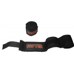 Hand wraps elastic black
