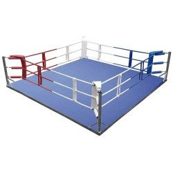 Boxing ring set complete