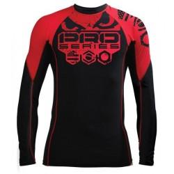 Bad Boy Kimura Rash Guard - Long Sleeve Red