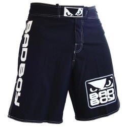 Bad Boy World Class Pro II Shorts -Black