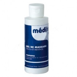 Massage Gel Arnica and Menthol