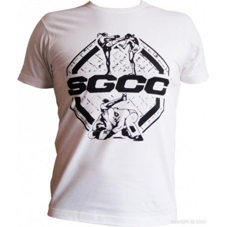 T-Shirt Evolution blanc