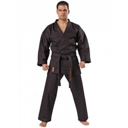 Traditional karate suit 8 oz. Black
