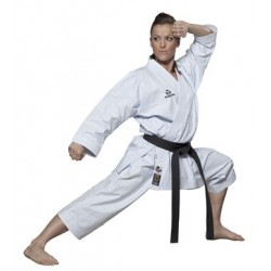 "Kata Karate Gi Hayashi ""Tenno Premium Ii"" Wkf Approved"