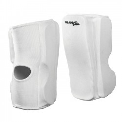 TEXTILE FULL KNEE GUARD. BASIC. PAIR