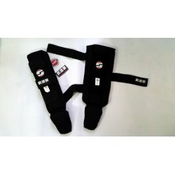 BUDO HOUSE SHIN PLUS INSTEP GUARD