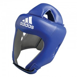 Adidas Rookie head guard blue