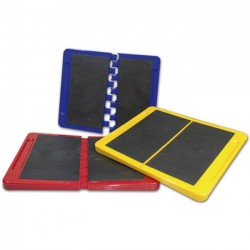 Break Board. Reusable Medium-Blue
