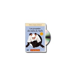 DVD- Taïchi-chuan supérieur, les poussées des mains du taïchi Co