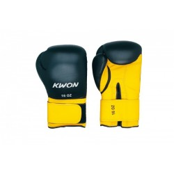 Knocking boxing gloves Kwon