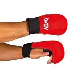 Protège-main Karate sans boucles aux pouces Kwon