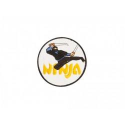 Sewn badge Ninja Kwon