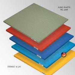 Judo mat RG 260, 4cm Kwon