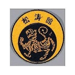 Embroidered Emblem Shotokan-Emblem