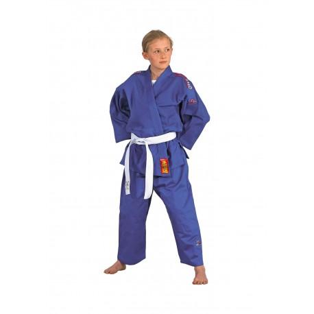 Judo Uniform Yamanashi with shoulder stripes Danrho