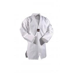 Taekwondo Dobok KUKKIWON, white collar Danrho