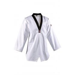Taekwondo Dobok KUKKIWON black collar Danrho