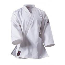 Taekwondo uniform Hyong  white Danrho