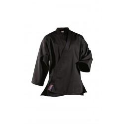 Taekwondo Dobok Hyong noir Danrho