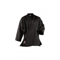 Taekwondo uniform Hyong black Danrho