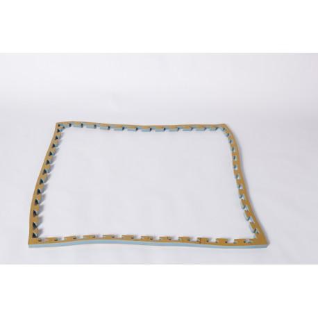 Sidebar pour faire tourner la structure de sieste tapis Kwon