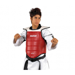 Taekwondo Body Protector competition double WTF rec Kwon