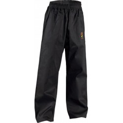 Asia-Shiro pants, black Danrho
