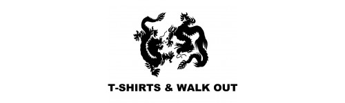 T-Shirts MMA & walk out T's
