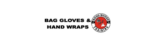 Bag gloves and Hand wraps